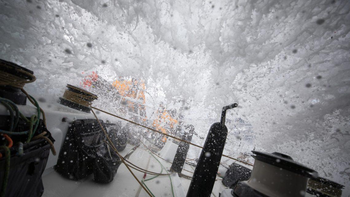 """Von wegen Kaiserwetter: """"Jessika"""" verbläst die Kielboote"""