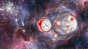 Zeit und All