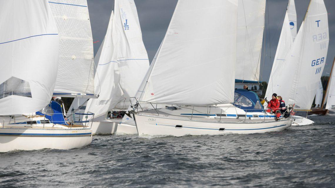 Keine Kielbootwettfahrt 2020 im CNFT